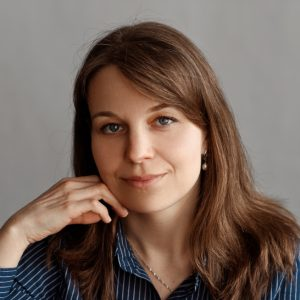 Черковец Марина Владимировна