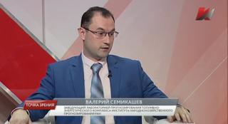 """ТВ: Красная линия, """"Рынок тундру не согреет"""""""
