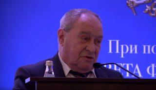 Видео: выступление Ивантера В.В. на всероссийском собрании экономистов
