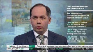 """ТВ: РБК – """"Санкции: что дальше?"""""""