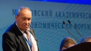 Видео: Ивантер В.В., Клепач А.Н. на Московском академическом экономическом форуме