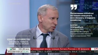 """Порфирьев Б.Н., ТВ: РБК – """"ЧЭЗ"""""""