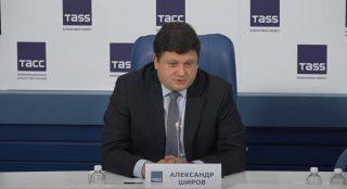 """Пресс-конференция ТАСС: """"Мониторинг состояния бизнеса в регионах"""""""