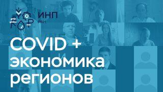 """Видео: """"Влияние COVID-19 на отрасли экономики и экономику регионов. Сессия 3"""""""