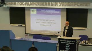 Видео: выступления Ревича Б.А.