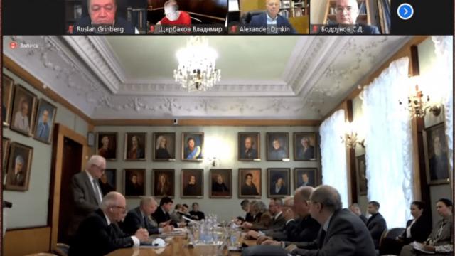 Видео: «Стратегия развития и экономическая политика России: вызовы и решения»